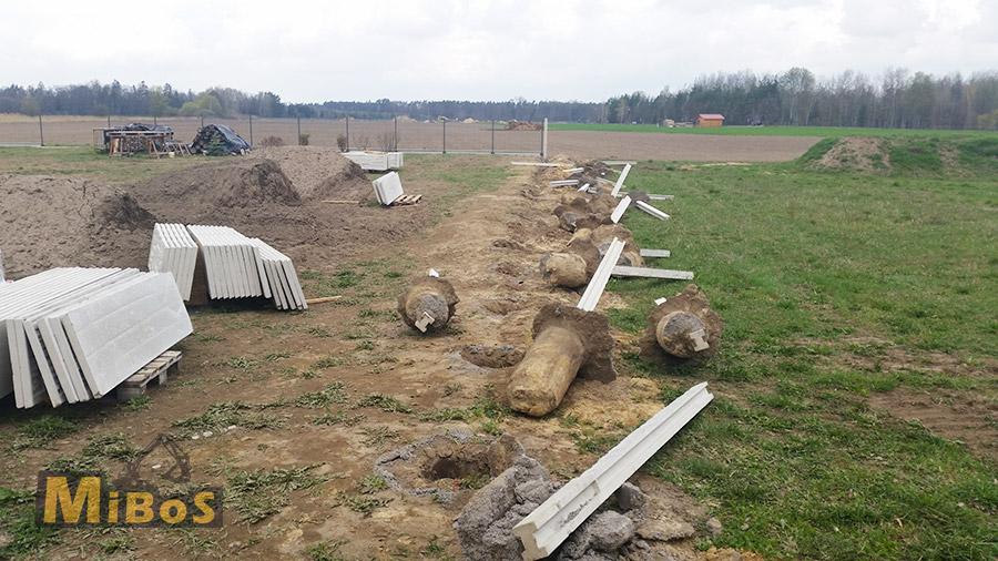 demolice plotu