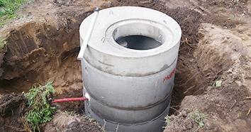 hloubení studny