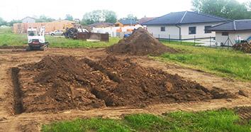 stavební základy pro rodinné domy