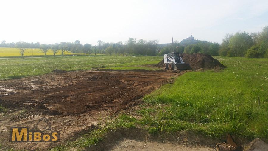 stavební základy rodinného domu